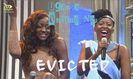 Ellah and Goitse after being evicted