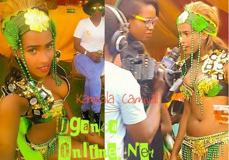 Big Brother Hotshot star, Esther Akankwasa