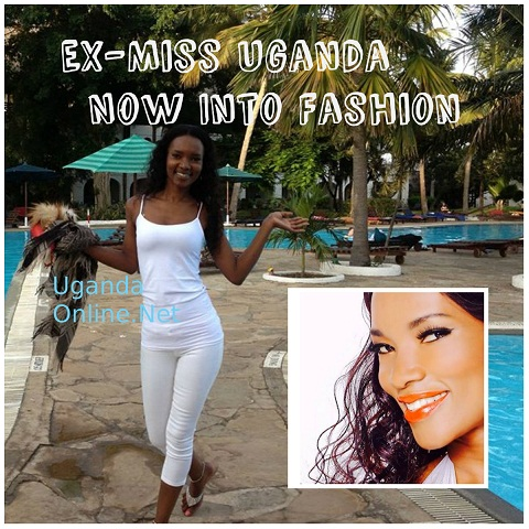 Miss Uganda Barbara Kimbugwe's Diva Fahions opens