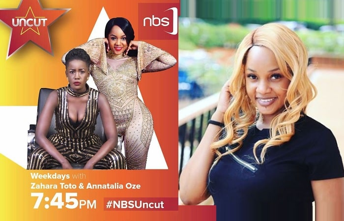 Zahara Totto and Annatalia Oze in new entertainment show on NBS