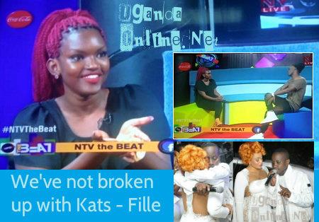 We've not broken up with Kats - Fille