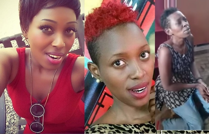 Singer Pretty Glo back then and now when she was found at mall in a phone scandal