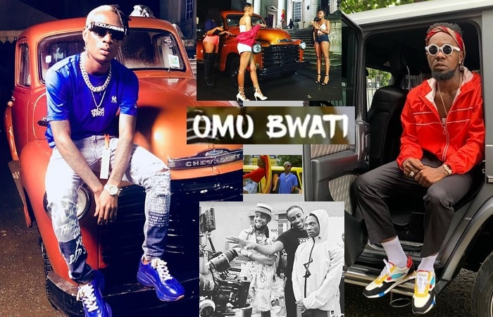 Fik Fameica and Patoranking release their Omu Bwati video