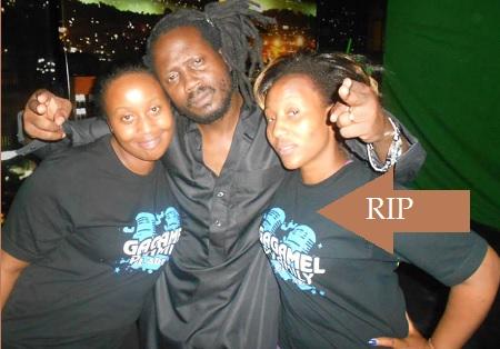 Bebe Cool and Faith Katushabe (RIP)