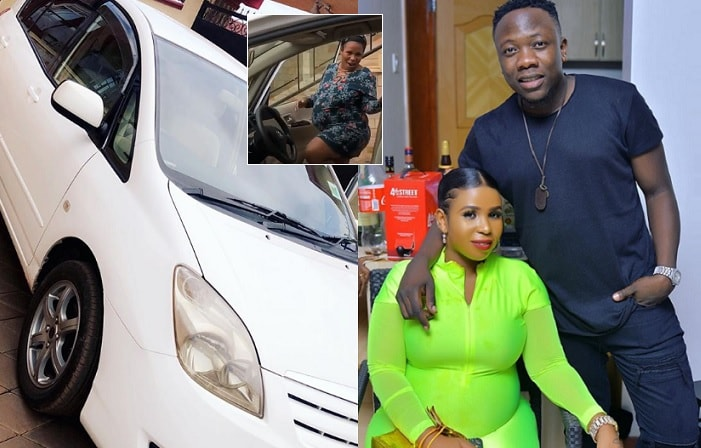 Geosteady gifts wife with a Toyota Spacio