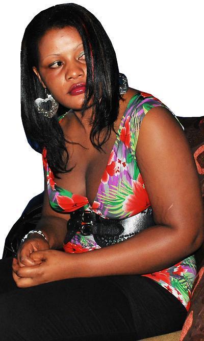 Guest at Gloria Wava Fashion Nite
