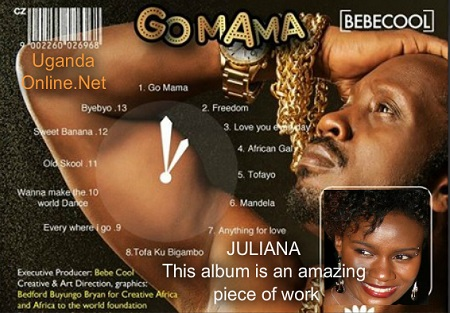 Go Mama Bebe Cool, latest album launched