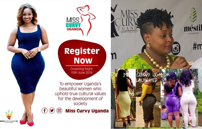 Kenyan media personality Grace Msalame threatens to sue Miss Curvy Uganda organizers