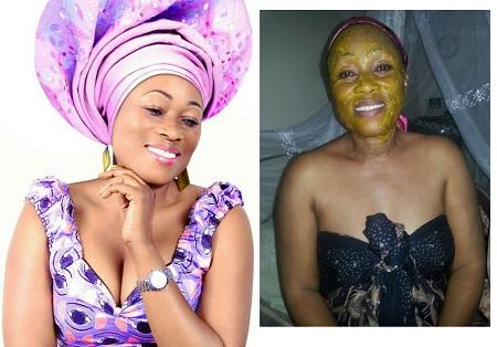 Veteran singer, Halima Namakula shares some beauty tips