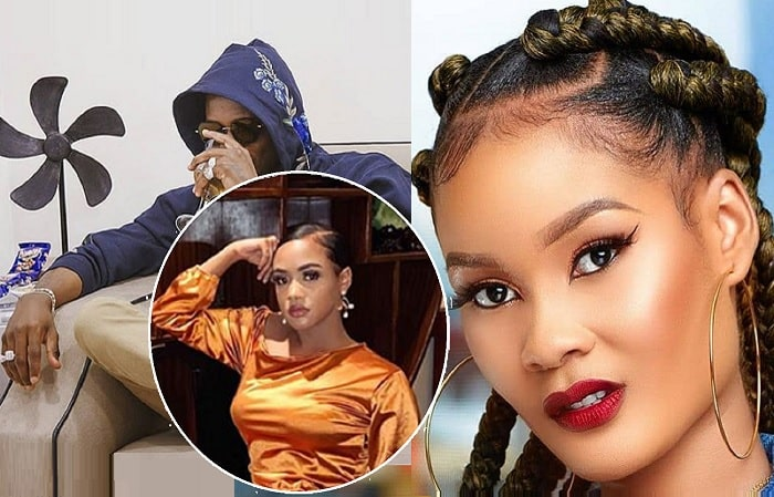 Hamisa Mobetto wonders if it is a crime to talk to her baby daddy
