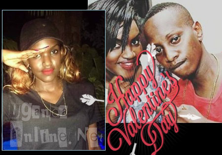 MC Kats' touching Valentine's message to Fille