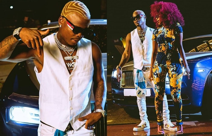 Harmonize and Sheebah Karungi are about to release their video that was shot by Sasha Vybz