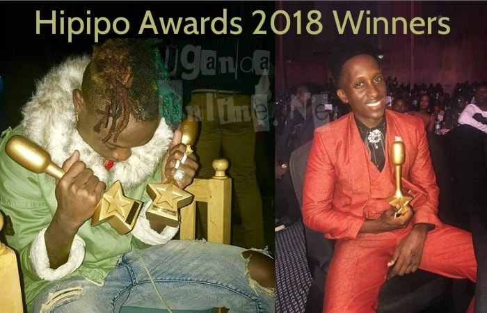 Hipipo Awards 2018 winners