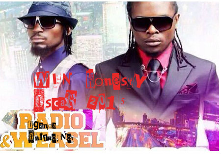 Radio and Weasel win Honesty Oscar award