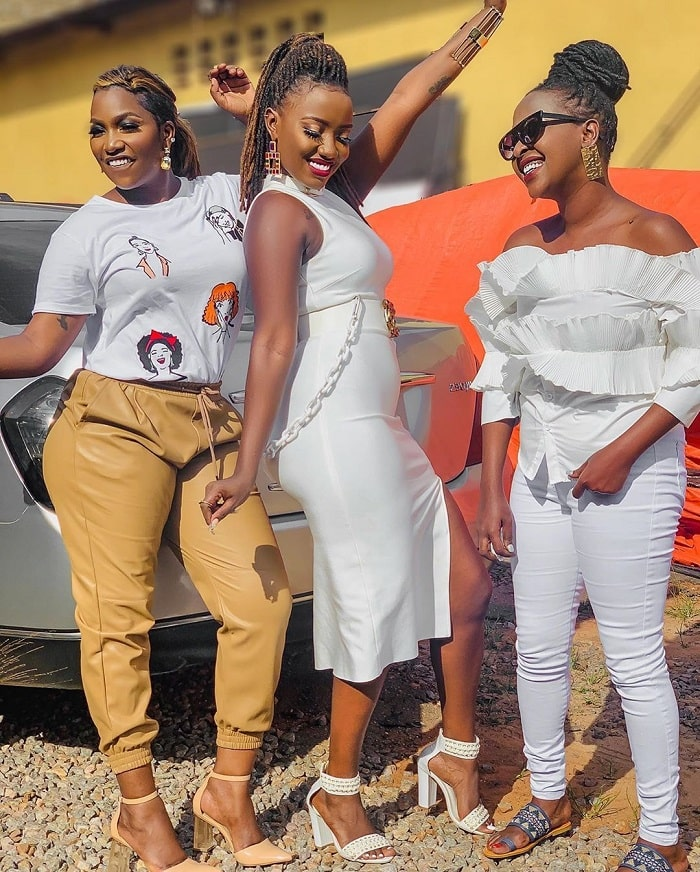 Irene Ntale, Lydia Jazmine set for the Club Beatz artists
