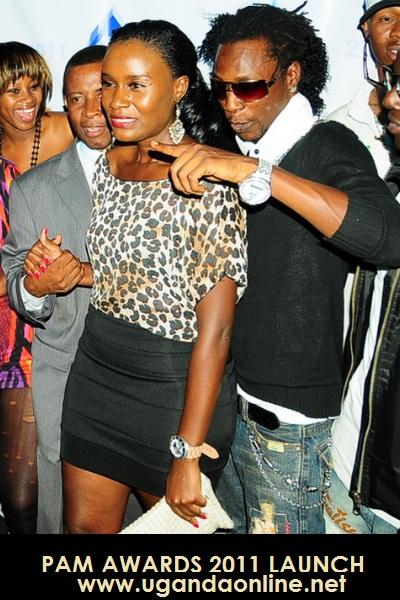 Sheebah, Isaac Mulindwa, Juliana and Coco Finger