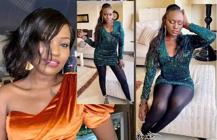 Jackie Chandiru glowing after fully recovering from addiction
