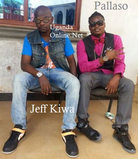 Goodlyfe former manager, Jeff Kiwa and Pallaso