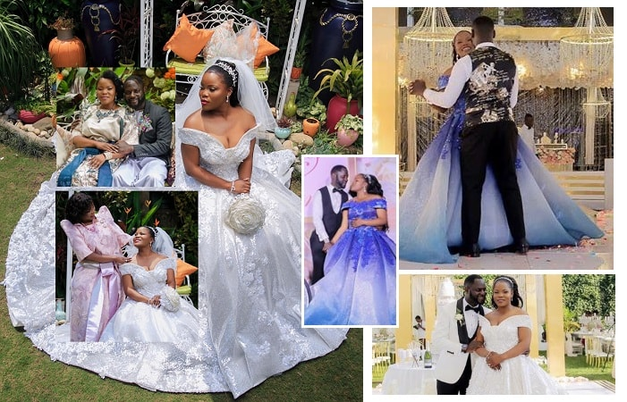 Esther and Ronnie's wedding that was held at Mestil Hotel