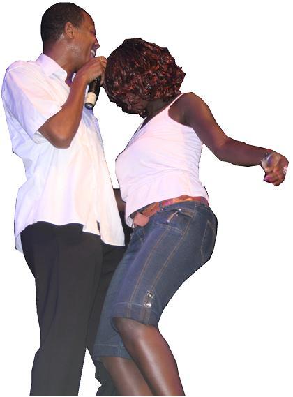 Tanto Metro Dances with Babe