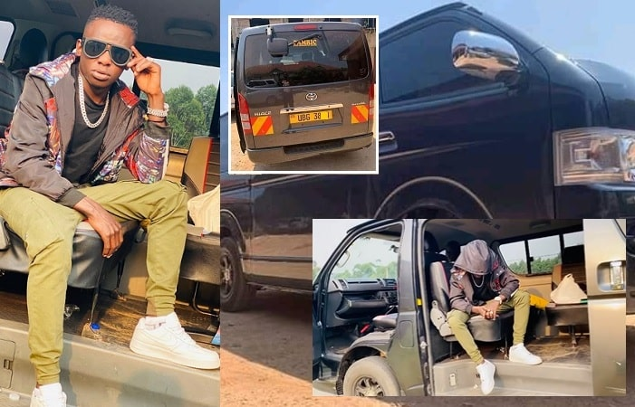John Blaq acquires another ride