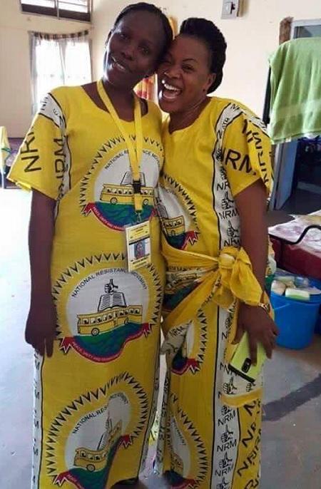 Honorable Nabakoba and Babirye