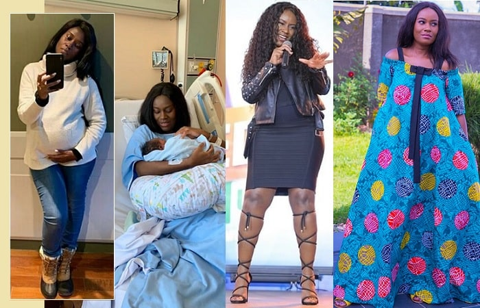 Different pics of pregnant Juliana