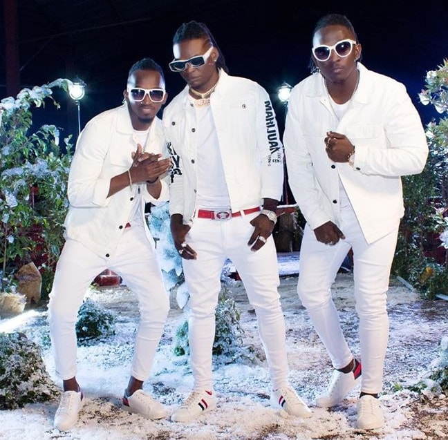 B2C Trio are now using Kampala Boys as their stage name