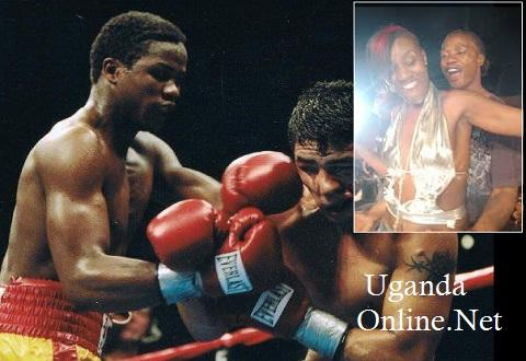 Former pro boxing champ Kassim Ouma arrested