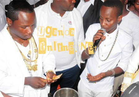 Mc Kats getting some of the chopped money