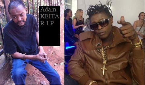Chameleone mourns death of Adam Keita