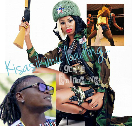 Feud between Sheebah Karngi and Pallaso takes a new twist