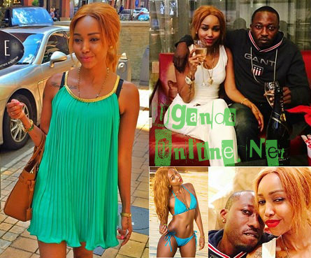Huddah Monroe and King Lawrence down South