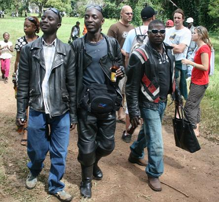 Kampala Bikers