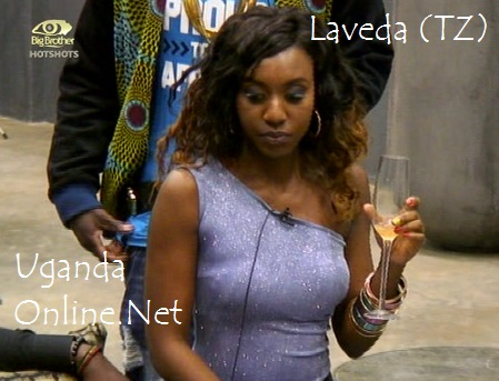 Tanzania's Laveda is the Head of House