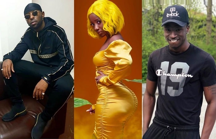 Eddy Kenzo and Rickmanmanrick share a birth date