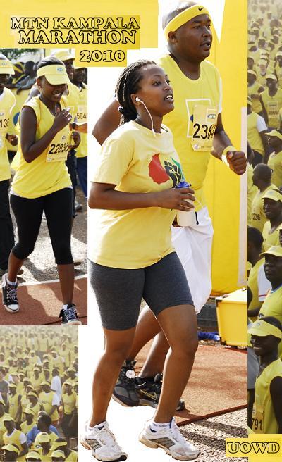 MTN Kampala Marathon 2010