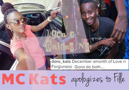 MC Kats apologizes to Fille Mutoni