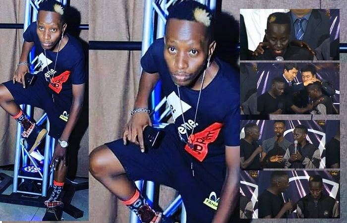 MC Kats escapes from a rehab, finds solace at Pastor Bugembe's church