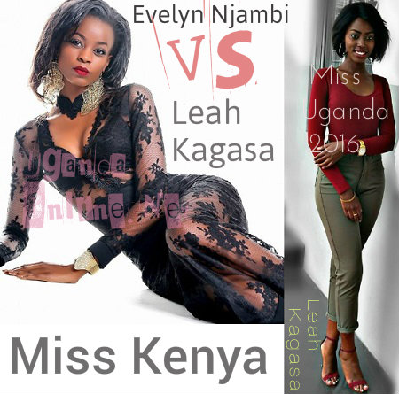 Evelyn Najambi VS. Leah Kagasa