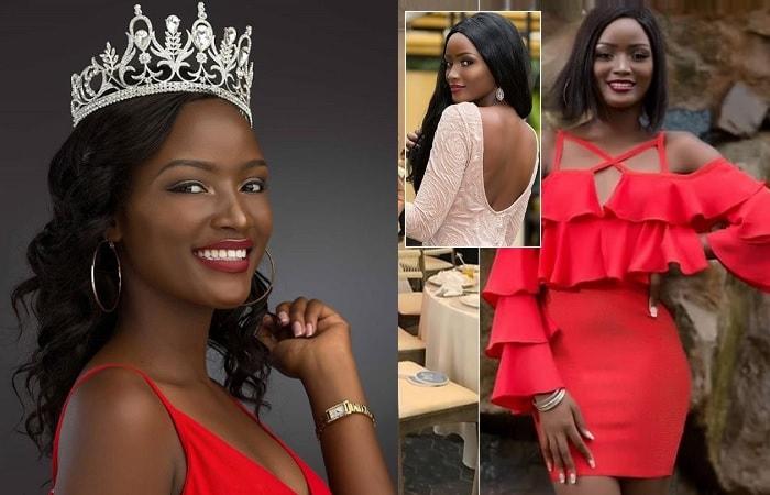 Quiin Abenakyo is among the top 30 finalists in Miss Uganda 2018