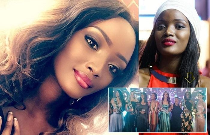 Miss World Africa Quiin Abenakyo