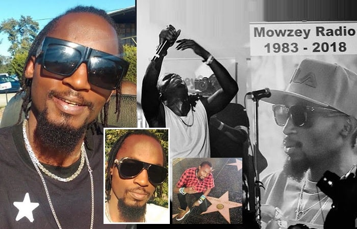 Mowzey Radio's grave site to become a tourist site