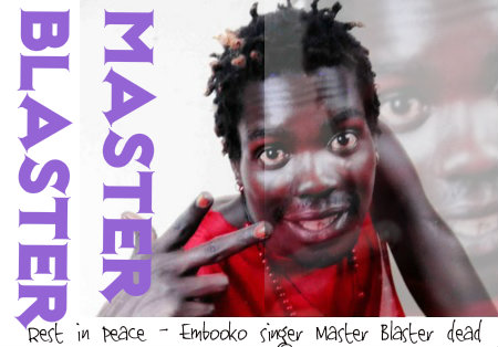 Embooko singer Master Blaster shot in bar brawl