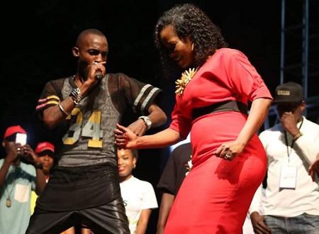 Moze Radio takes on KCCA's ED, Jenipher Musisi