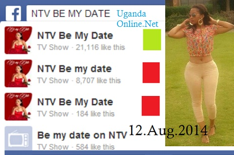 So many NTV Be My Date facebook pages