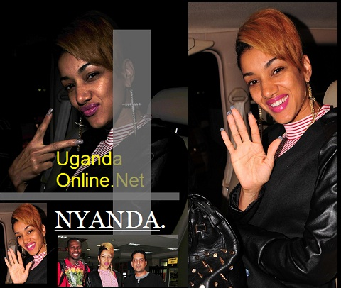 Nyanda Thorbourne in town