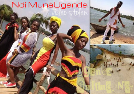 Bobi Wine's Ndi MunaUganda video stolen