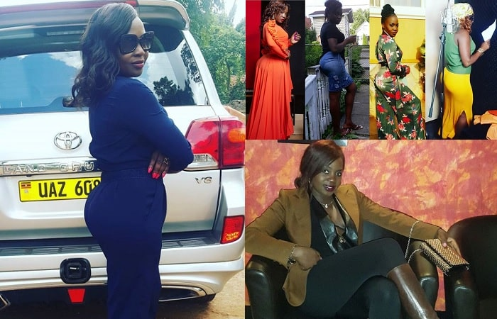Iryn Namubiru's shots of back then and now