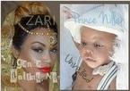 Zari and Diamond Platnumz have unveiled baby Nillan